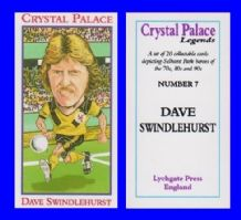 Crystal Palace Dave Swindlehurst